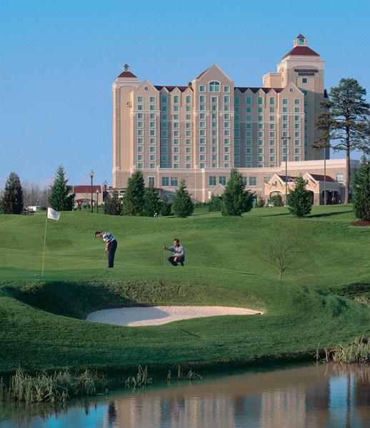 Grandover Golf Club Greensboro Convention And Visitors
