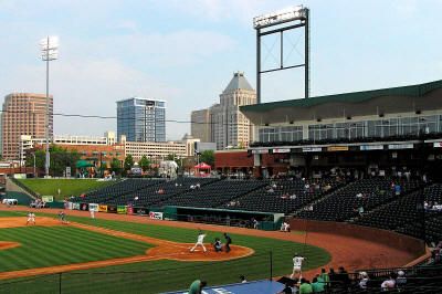 First National Bank Field Greensboro Convention And