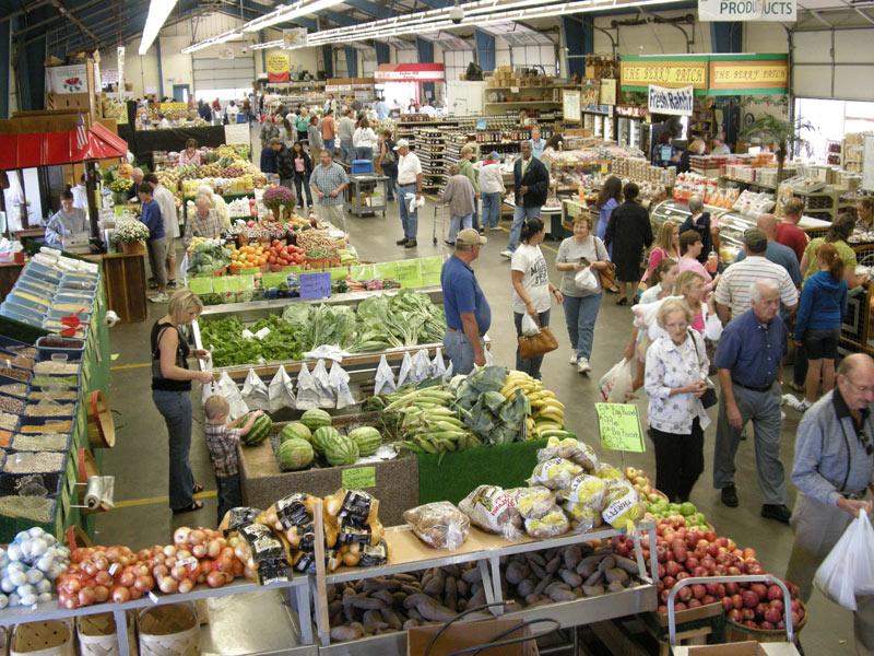 Greensboro Farmers Curb Market Greensboro Convention And