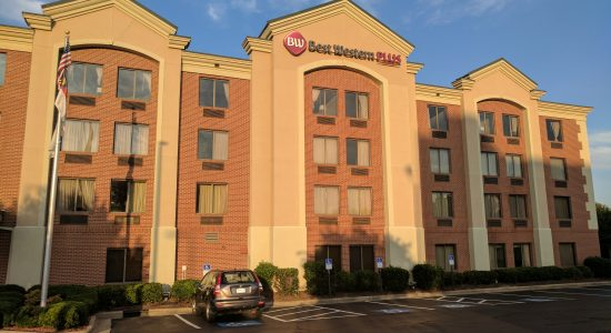 Best Western Plus Greensboro Airport