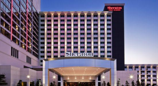Sheraton Greensboro Hotel at Four Seasons/Joseph S. Koury Convention Center
