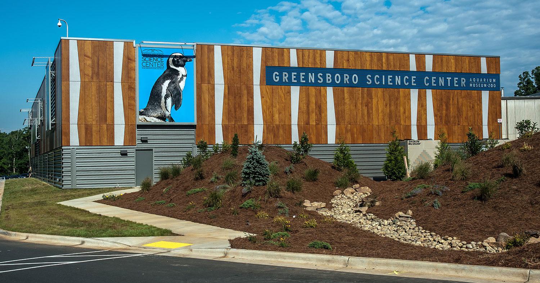 Greensboro Science Center