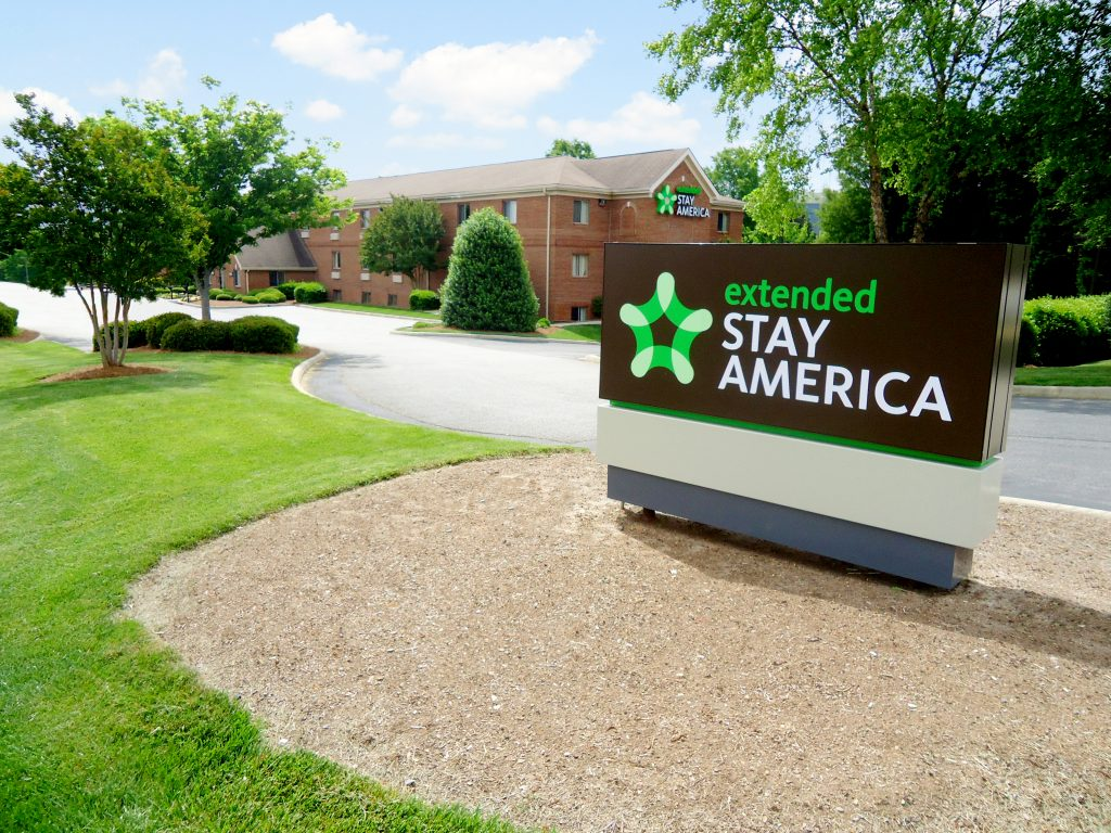 Extended Stay America Wendover Greensboro Convention And