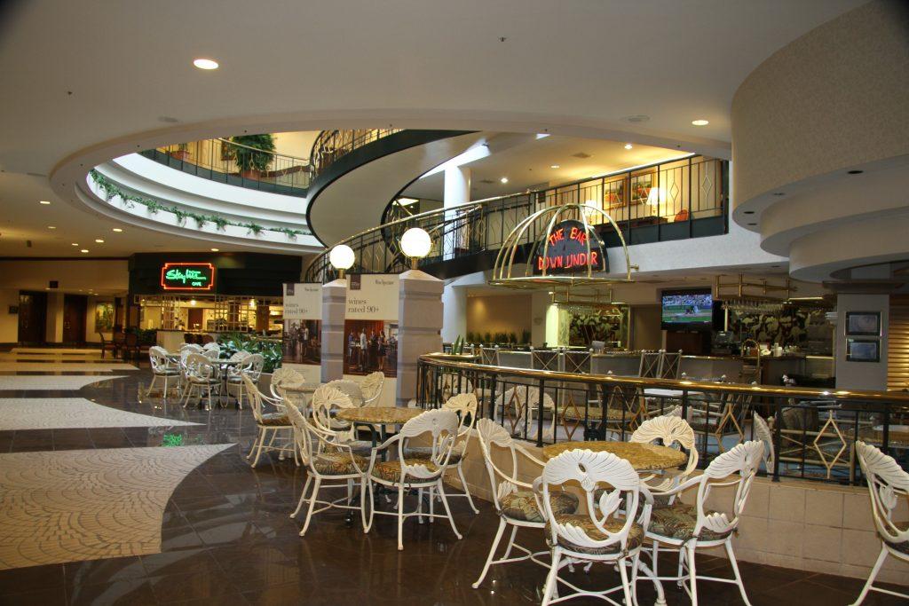 All Seasons Rv >> Sheraton Greensboro Hotel at Four Seasons/Koury Convention ...
