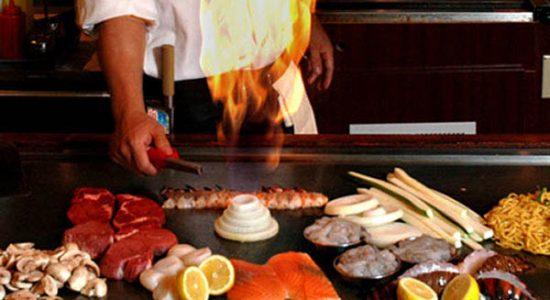 Kabuto Japanese Steakhouse & Sushi Bar