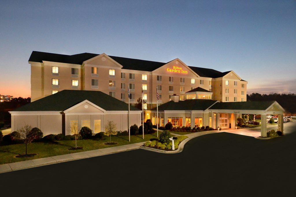 Hilton Garden Inn Greensboro Greensboro Convention And