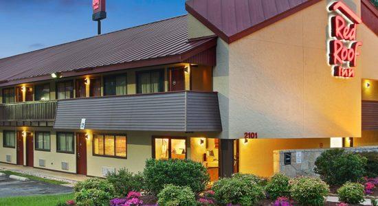 Red Roof Inn Greensboro, Coliseum