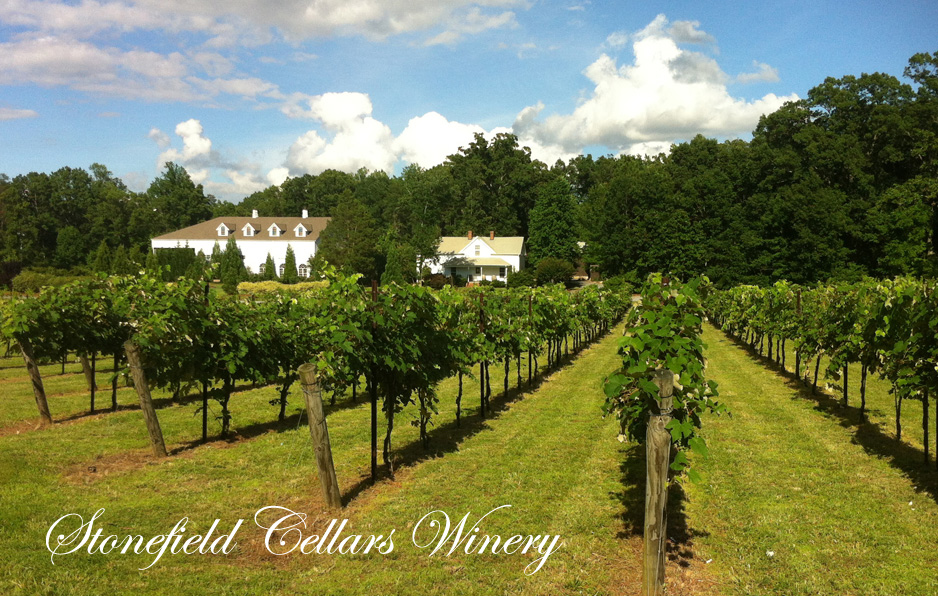 Greensboro Winery Tours