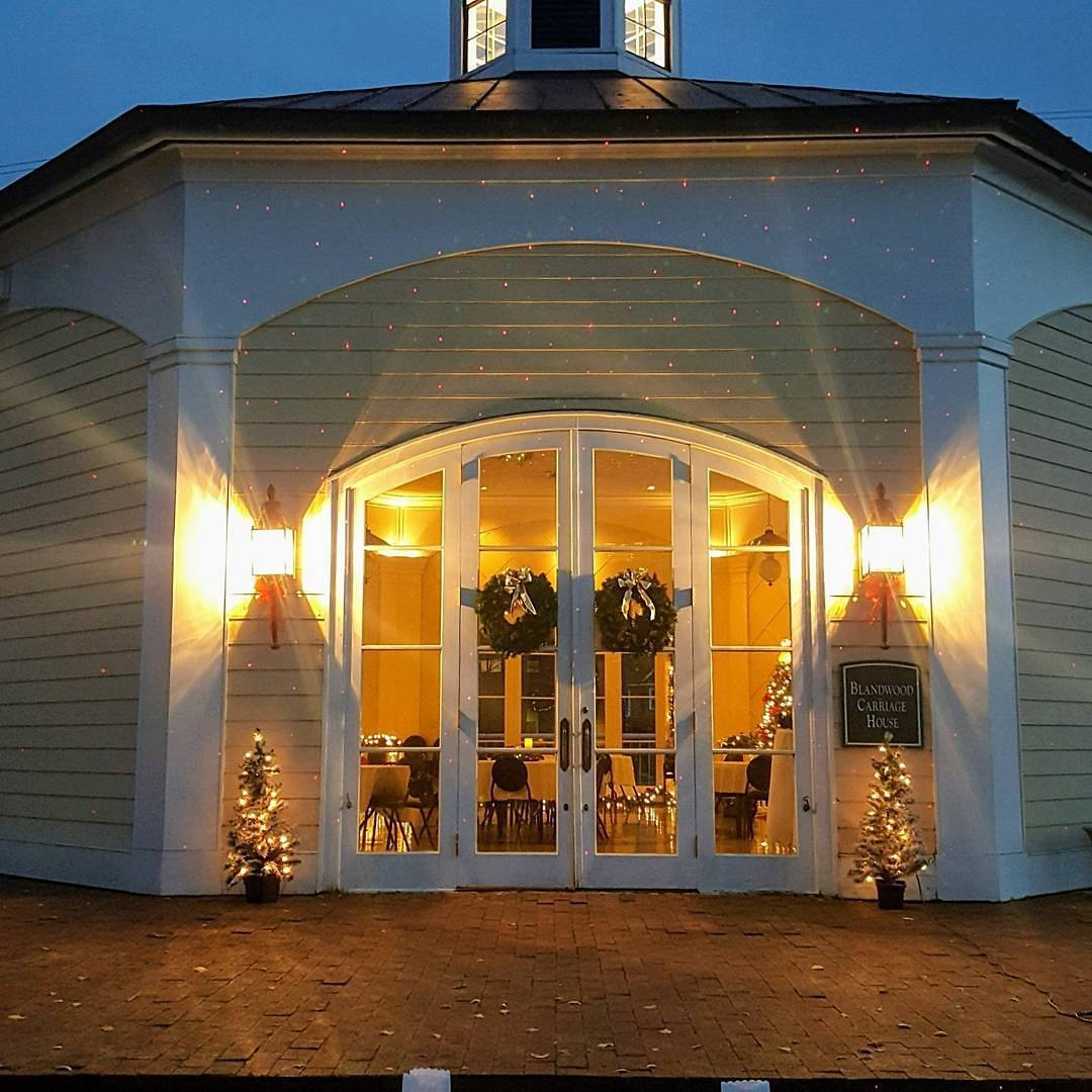 Blandwood Carriage House Greensboro Convention And