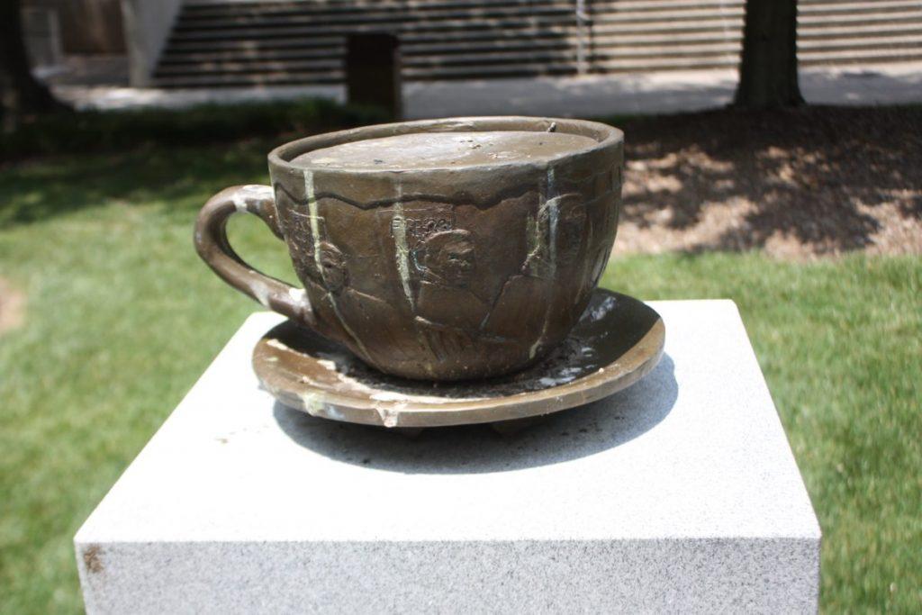 Coffee Cup Collaborative Greensboro Convention And