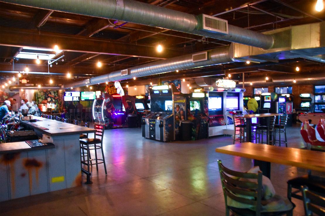Boxcar Bar + Arcade - Greensboro Convention and Visitors