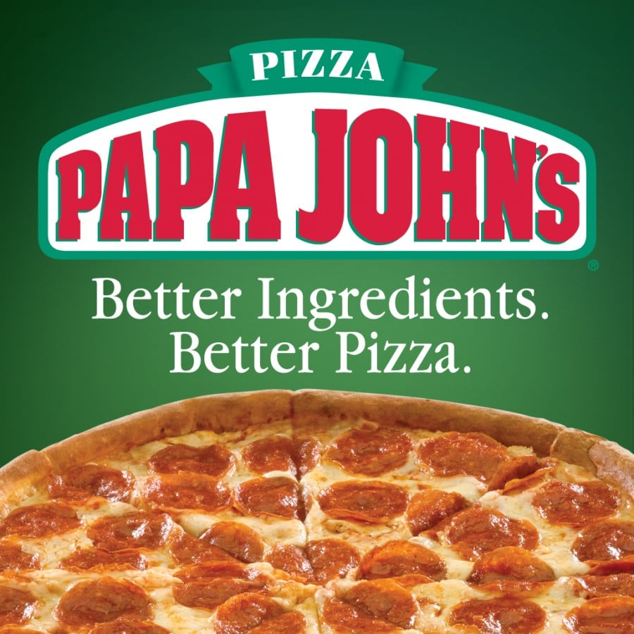Image result for papa john's pizza""