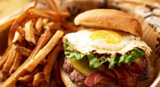 Revolution Burger