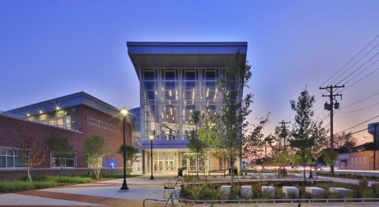 Leonard J. Kaplan Center for Wellness at UNCG