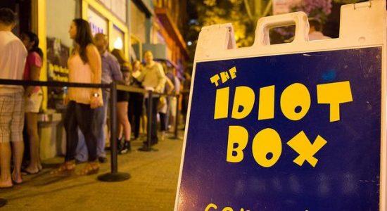 Idiot Box Comedy Club