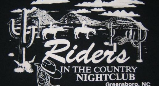 Rider's in the Country
