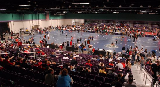 Greensboro Coliseum Special Events Center