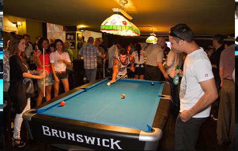 Players Sports Bar & Billiards
