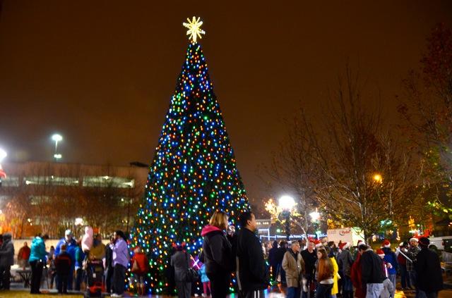 Christmas Rgb Lights