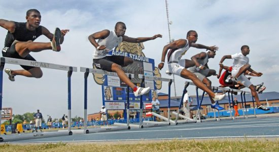 NC A&T State University / Irwin Belk Track Complex