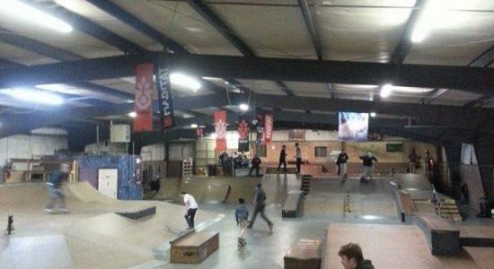 Above Board Skatepark