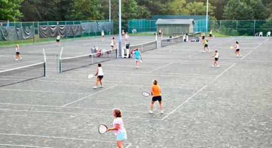 J. Spencer Love Tennis Center