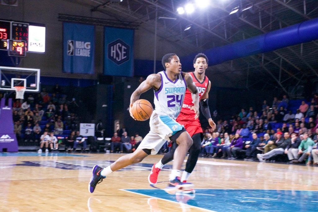 Greensboro Swarm Basketball - Greensboro Convention and