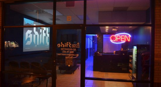 Shift VR Arcade