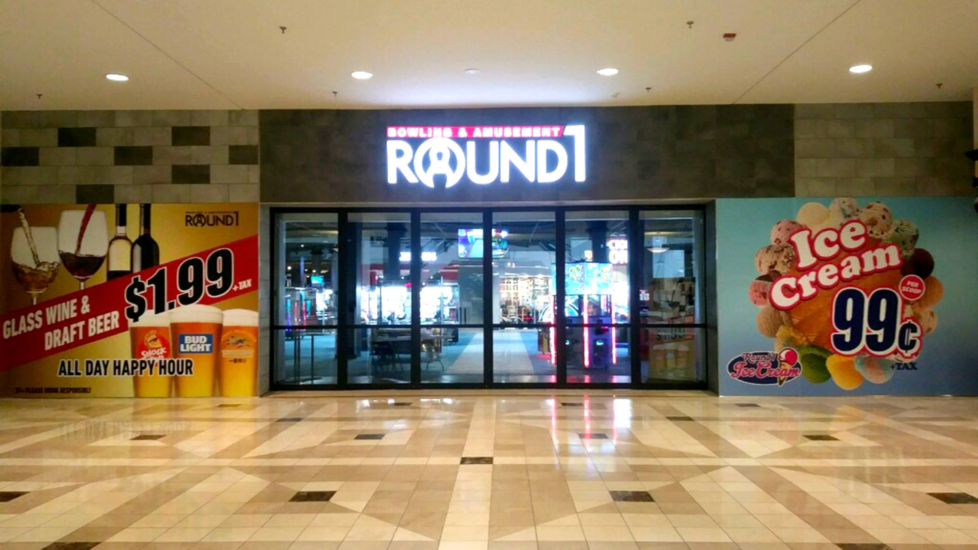 Four Seasons Rv >> Round1 Bowling and Amusement - Greensboro Convention and ...