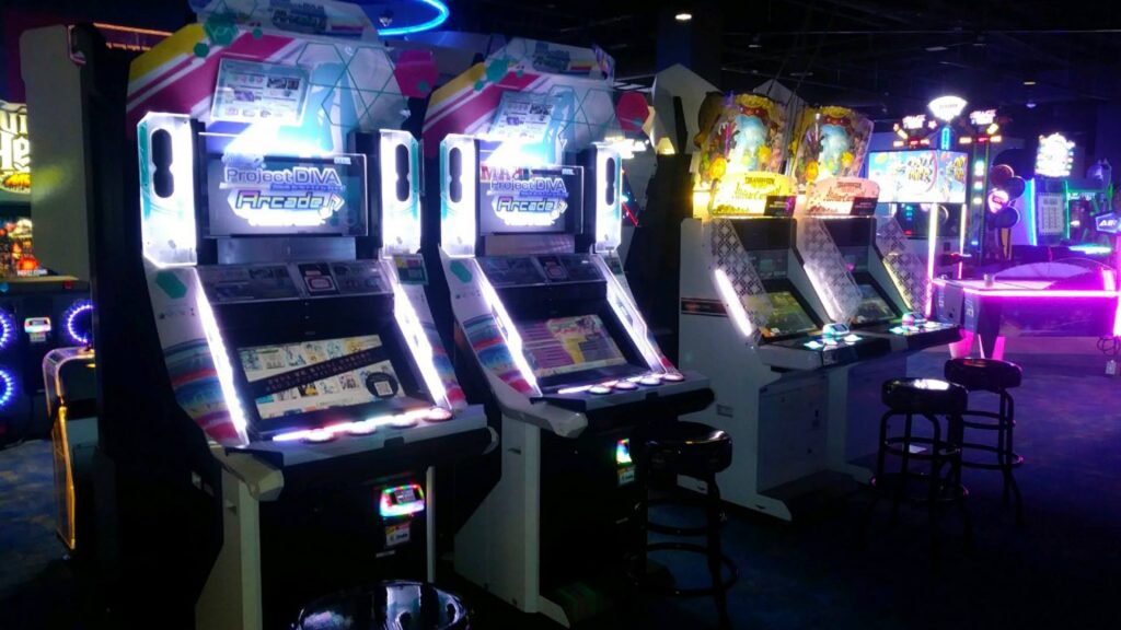 Round1 Bowling And Amusement Greensboro Convention And