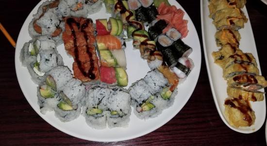 Mizumi Hibachi and Sushi