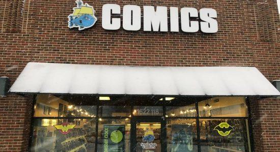 Ssalefish Comics