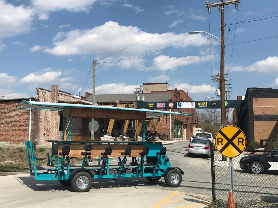 Downtown Greensboro Bars And Restaurants