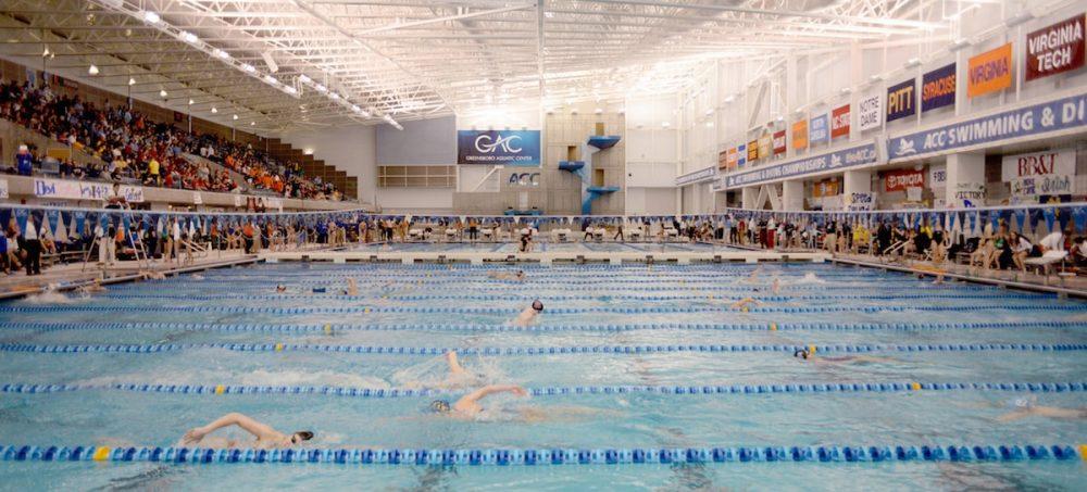 ACC Swim & Diving Championship
