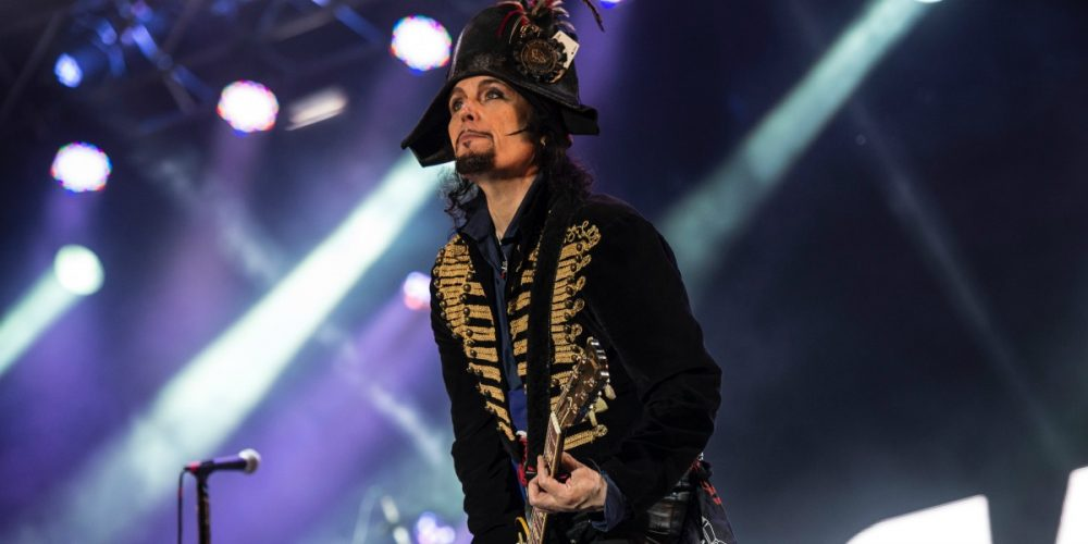 Adam Ant Friend Or Foe Tour Greensboro Convention And