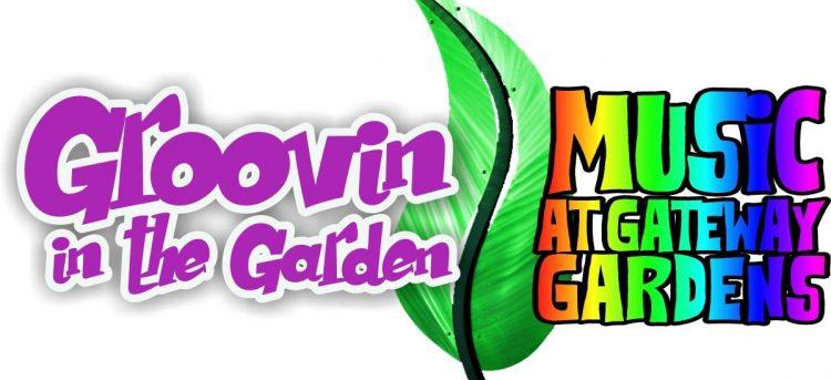 Groovin in the garden