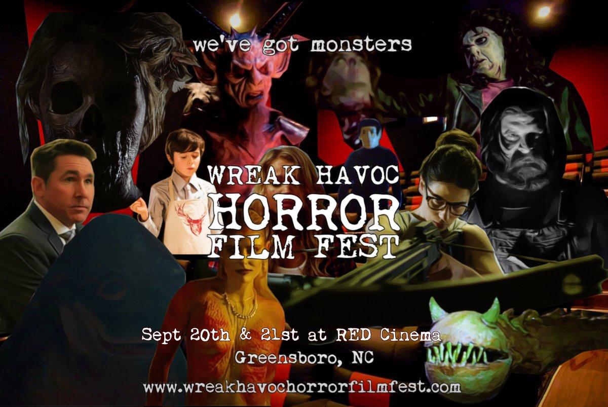 Wreak Havoc Film Festival