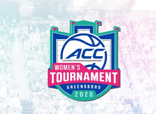 ACC 2020 Womens Basketball Greensboro