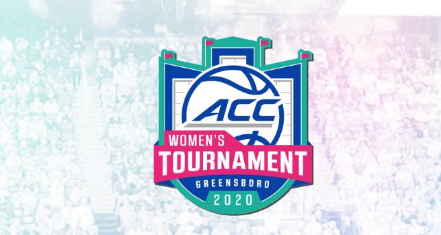 ACC 2020 Womens Basketball Greensboro