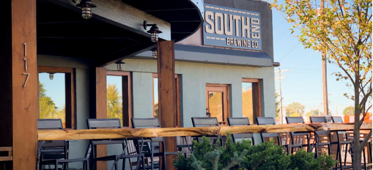 South End Brewery Greensboro NC