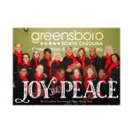 2019 Greensboro NC Christmas Card