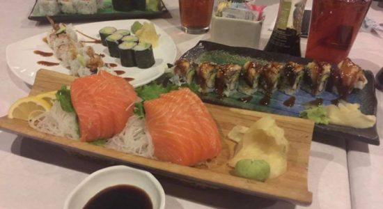 Wasabi Sushi and Teriyaki