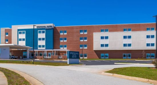 SpringHill Suites GSO Airport