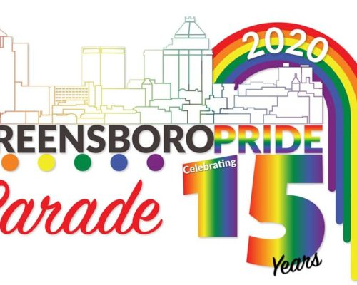 Pride Parade Greensboro