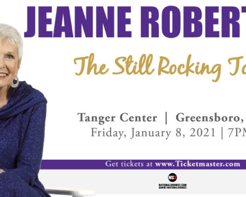 Jeanne Robertson Greensboro NC