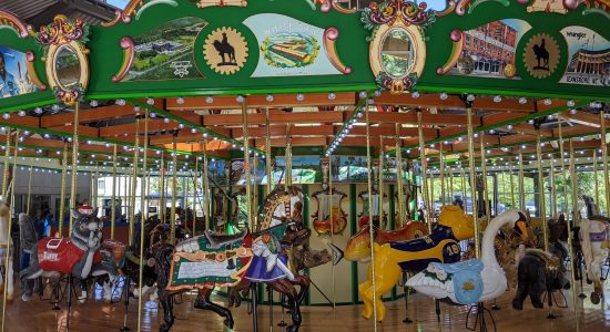 The Rotary Club of Greensboro Carousel