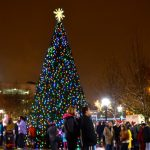 Downtown Greensboro Christmas